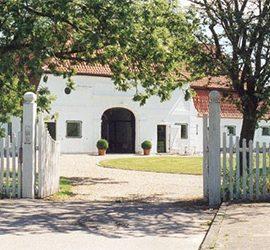 Das Seminar- und Tagungshaus in Darry liegt im Naturschutzgebiet in einer der schönsten Gegenden der Schleswig-Holsteinischen Schweiz.